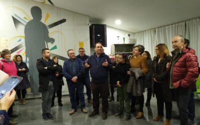 Inauguración Exposición de Pintura